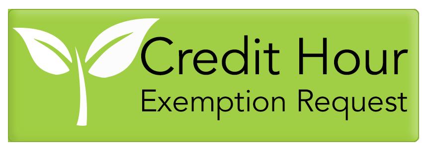 Exemption Request